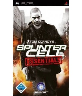 Tom Clancy's Splinter Cell Essentials PSP GAMES Used-Μεταχειρισμένο
