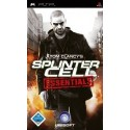 Tom Clancy's Splinter Cell Essentials PSP GAMES Used-Μεταχειρισμένο