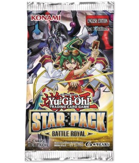 Star Pack: Battle Royal Booster Φακελάκι