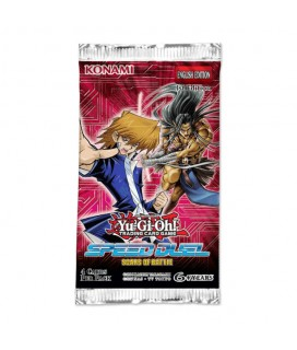 YU-GI-OH!: SPEED DUEL SCARS OF BATTLE BOOSTER ΦΑΚΕΛΑΚΙ